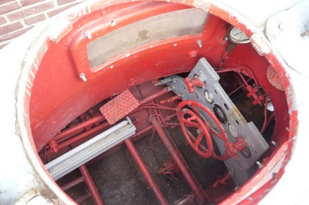 Das Ein-Mann-U-Boot Biber