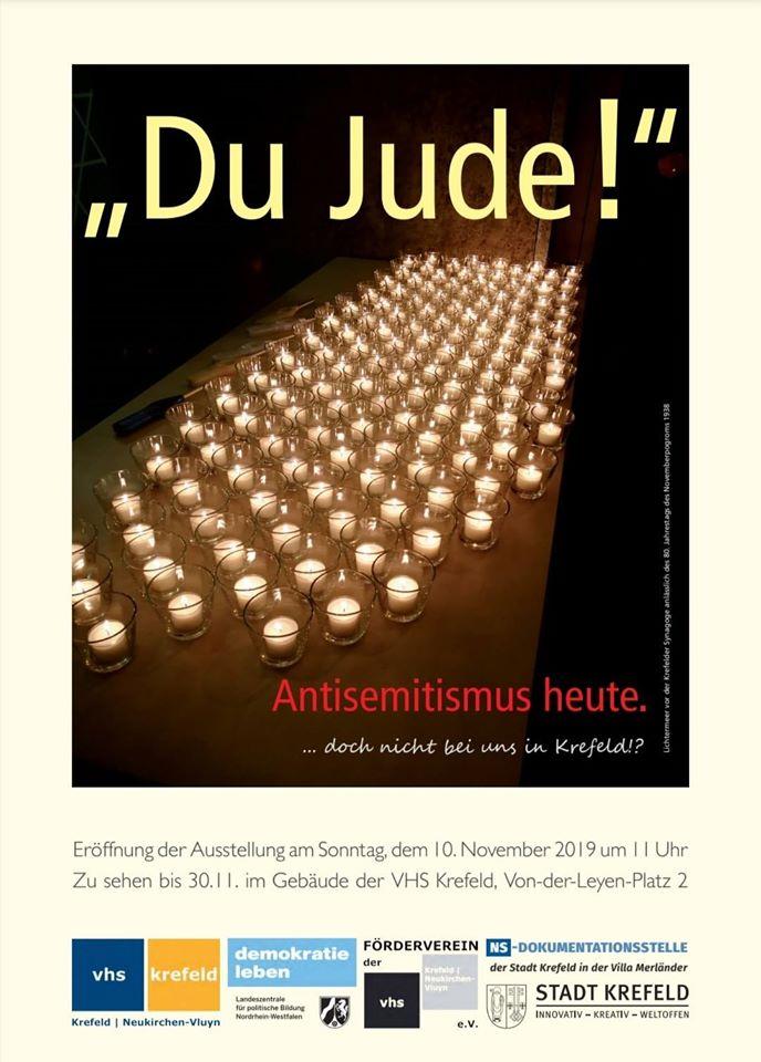 Du Jude - Antisemitismus heute