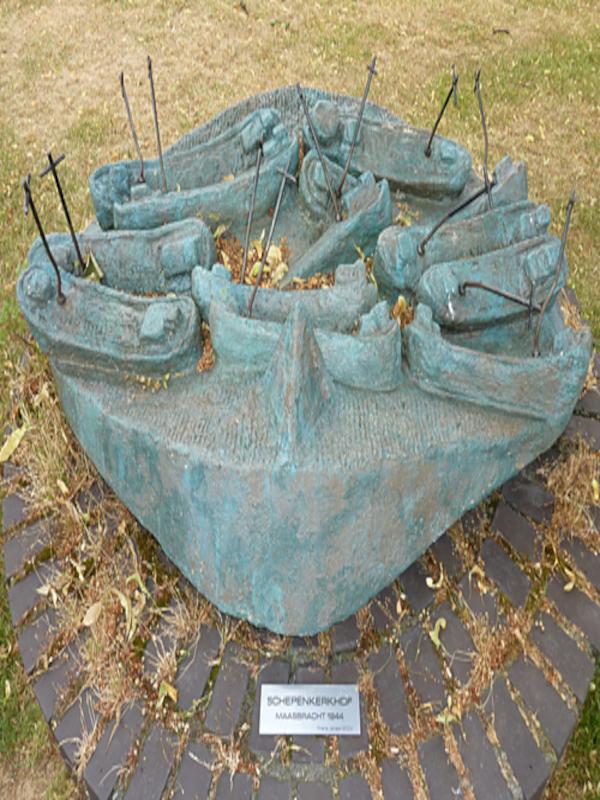 Der Schiffsfriedhof