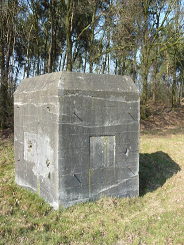Die Bunker von Meijel
