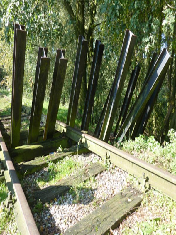 Das Eisenbahndenkmal